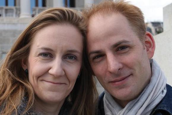 Silke und Christian Grinke