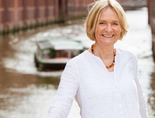 Kirsten Boie soll Ehrenbürgerin Hamburgs werden