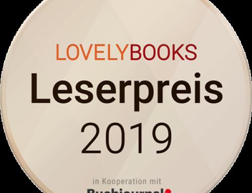 LYX-Autorinnen gewinnen Gold, Silber und Bronze beim LovelyBooks Leserpreis 2019