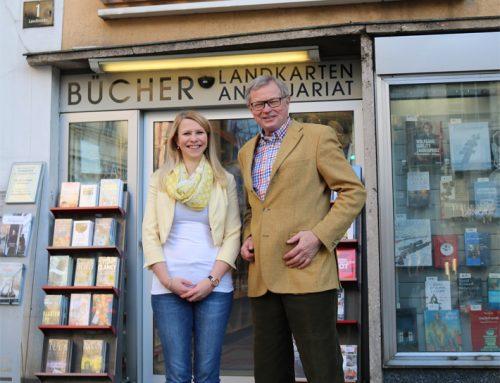 Melanie Hofinger übernimmt Linzer Traditionsbuchhandlung Neugebauer