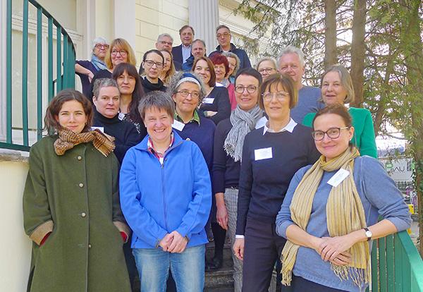 Frühlingstreffen der Arbeitsgemeinschaft Österreichische Privatverlage | © www.literaturbuero.at