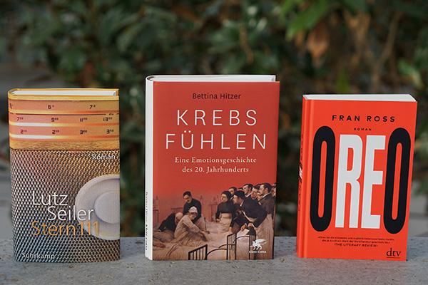 Preisträger für den Preis der Leipziger Buchmesse