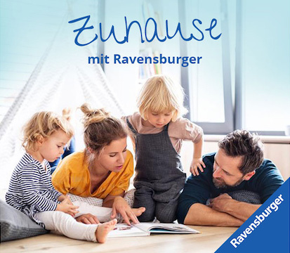 Zuhause mit Ravensburger