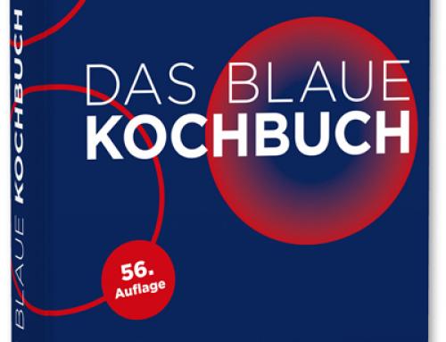Jetzt neu: Das Blaue Kochbuch in der 56. Auflage!