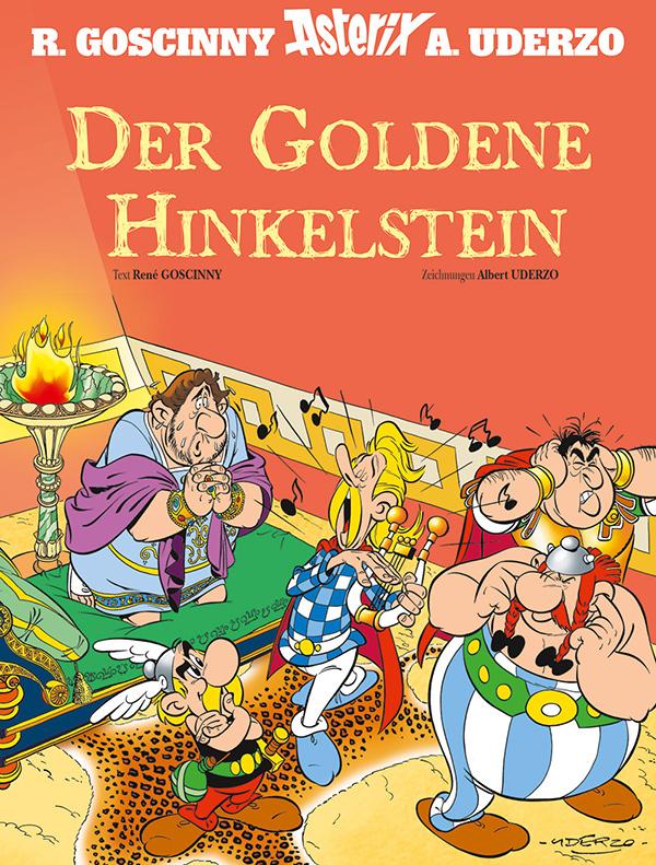 Cover Der Goldene Hinkelstein