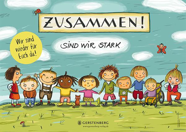 Poster Deko-Paket vom Gerstenberg Verlag