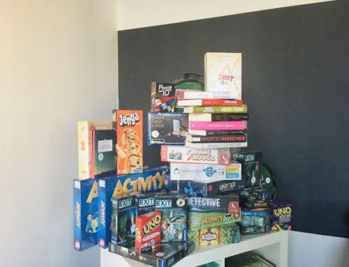 Thalia versorgt ORF Moderatoren mit Büchern und Gesellschaftsspielen