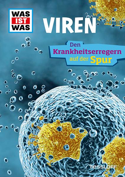 Cover der WAS-IST-WAS-Viren Broschüre