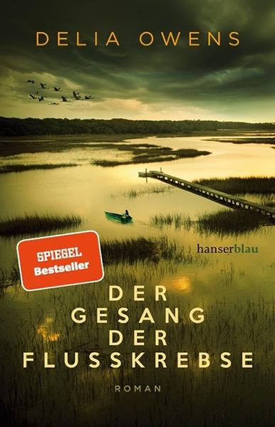Cover Der Gesang der Flusskrebse