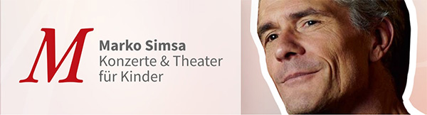 Marko Simsa Konzerte & Theater für Kinder