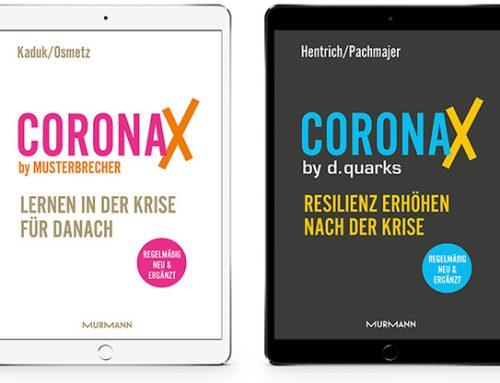 Zwei E-Book-Serien zur Zeit nach der Corona-Krise