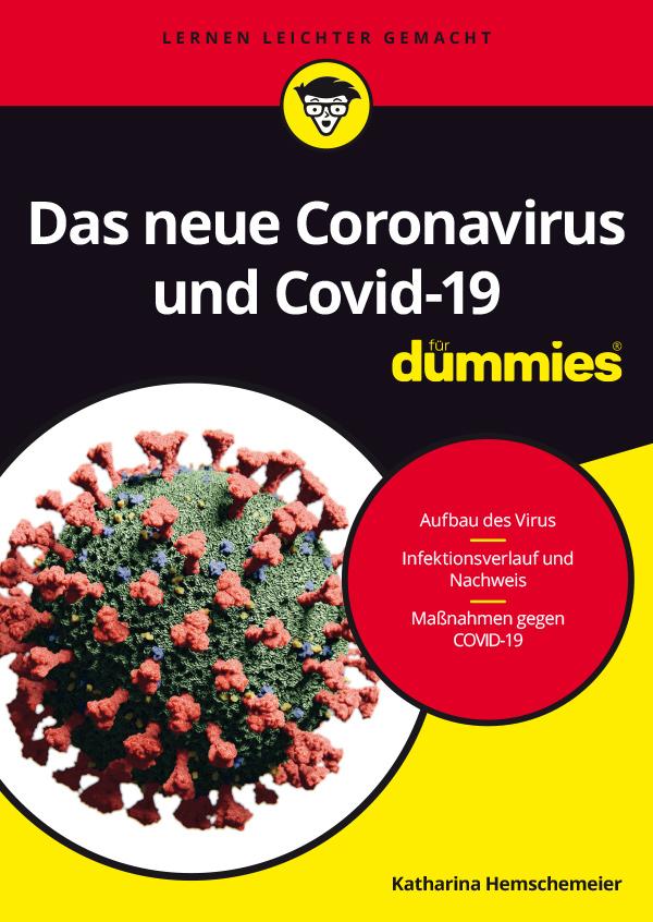 Cover: Das neue Coronavirus und Covid-19