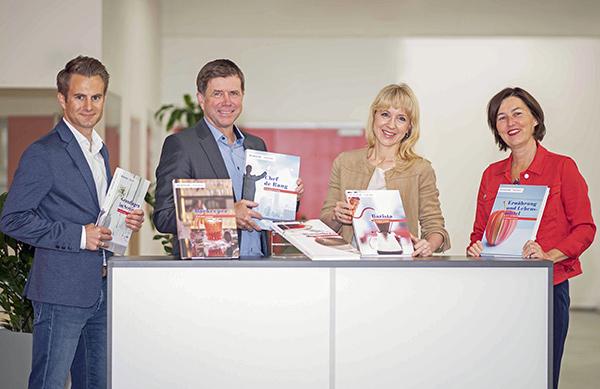 Auszeichnungen beim renommierten Swiss Gourmet Book Award 2020 | © Trauner Verlag