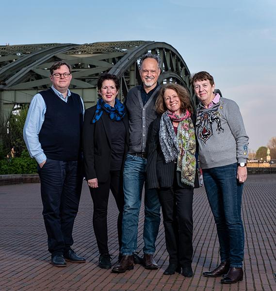 Jury des Crime Cologne Award 2020 | © Ingo Winkelströter