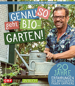 Cover Genau so geht Bio-Garten