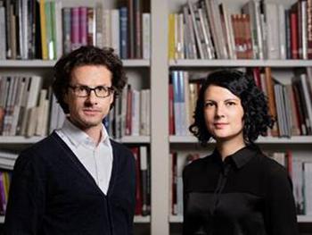 Stefan Schlögl und Judith E. Innerhofer | © Yan Gianmaria Gava