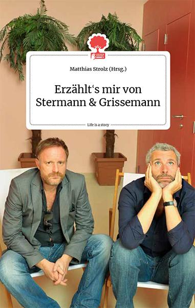 Cover Erzählt's mir von Stermann & Grissemann