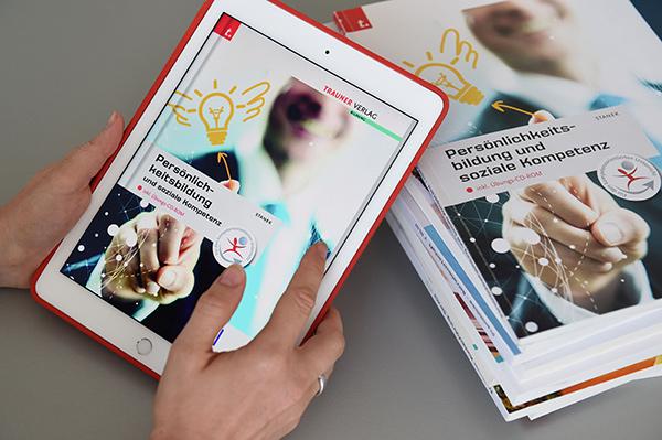 Schulbücher in E-Book-Version | © Trauner Verlag