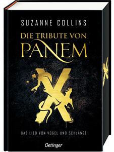 Cover Tribute von Panem X