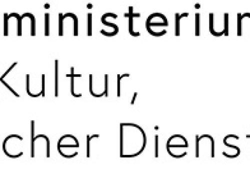 Staatssekretärin Mayer gibt Outstanding Artist Awards bekannt