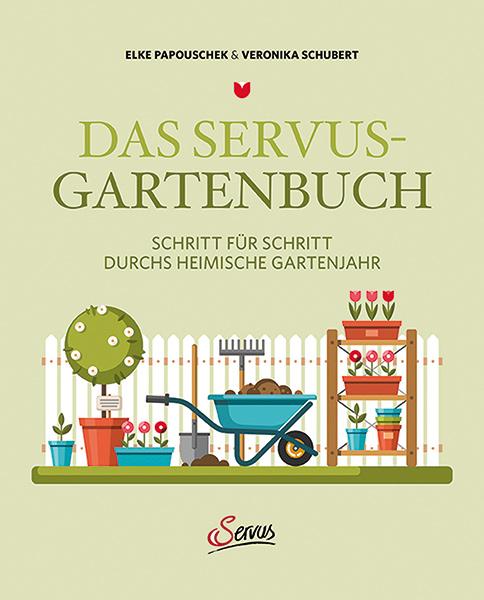 Cover Das Servus-Gartenbuch