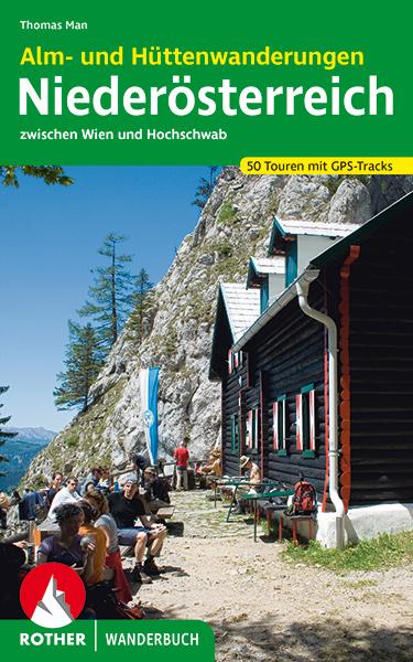 Cover Alm- und Hüttenwanderungen Niederösterreich