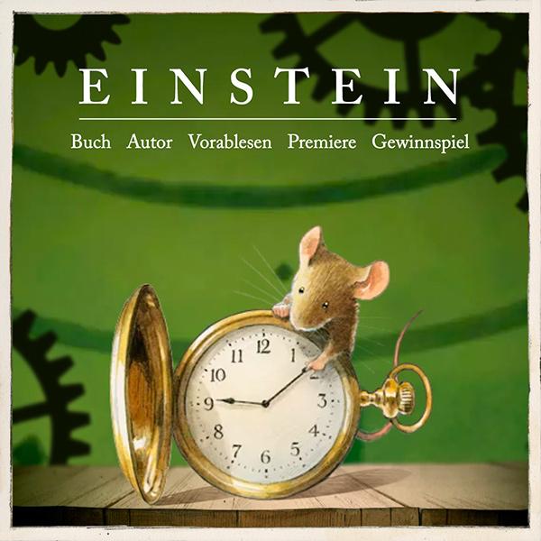 Cover Einstein – Die fantastische Reise einer Maus durch Raum und Zeit