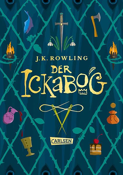 Cover Der Ickabog