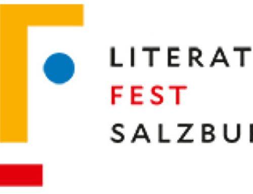 Start der einmaligen Spezialausgabe des Literaturfestes