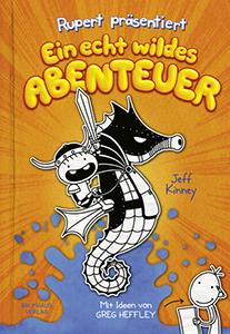Cover: Rupert präsentiert: Ein echt wildes Abenteuer