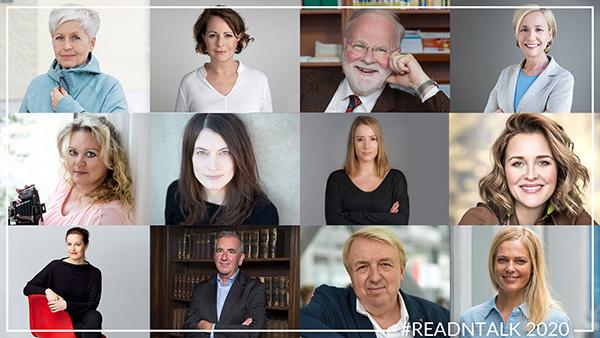 #readntalk 2020 Übersicht | © Penguin Random House Verlagsgruppe