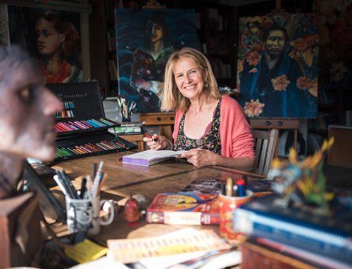 Cornelia Funke für ihr Gesamtwerk mit dem Sonderpreis des Deutschen Jugendliteraturpreises 2020 ausgezeichnet