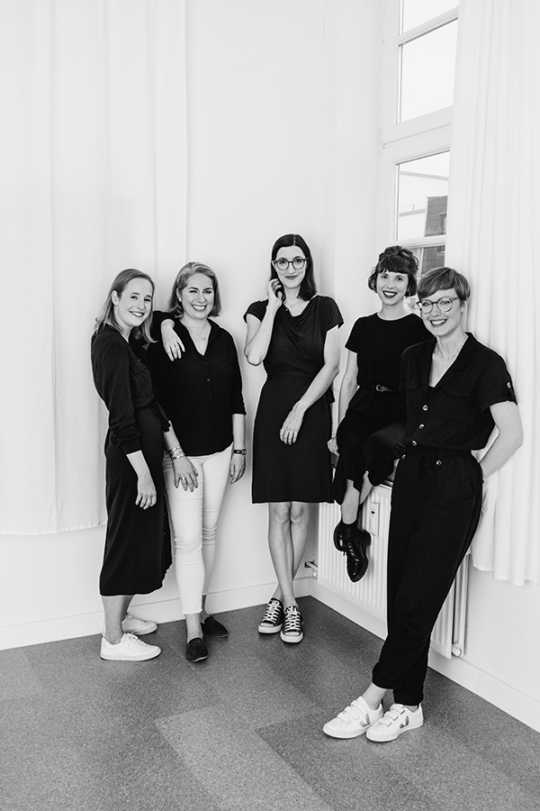 Das Team des Ecco Verlags | © Bettina Theuerkauf