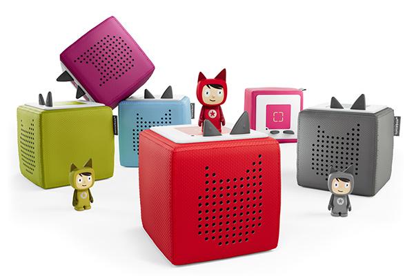 Abbildung Toniebox Startersets | © Boxine GmbH