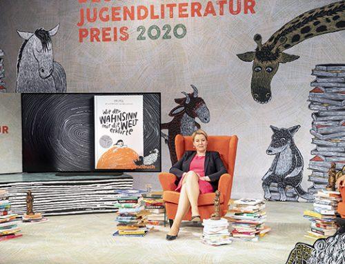 Die Sieger des Deutschen Jugendliteraturpreises 2020