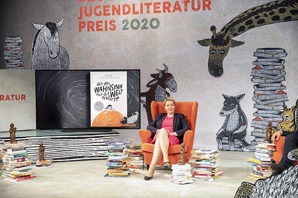 Deutscher Jugendliteraturpreis 2020 | © David Baltzer / AKJ