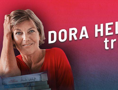 """dtv startet mit Podcast """"Dora Heldt trifft"""""""