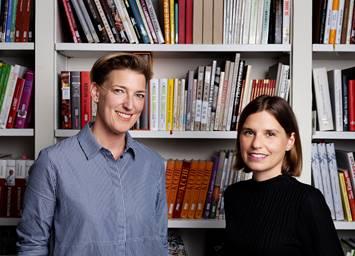 Friederike Harr und Anna Klaus   © Gianmaria Gava