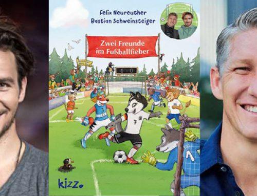 Das Bilderbuch von Felix Neureuther und Bastian Schweinsteiger