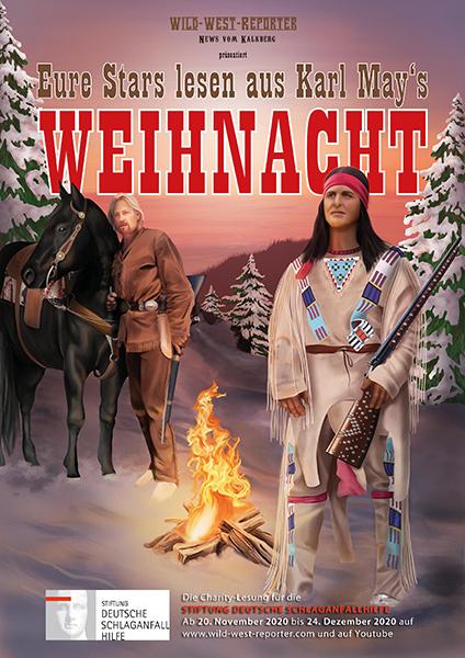 Karl May Weihnacht | © Karl-May-Verlag