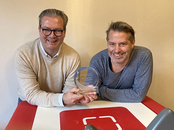 Patric Faßbender und Marcus Stahl | © Boxine GmbH