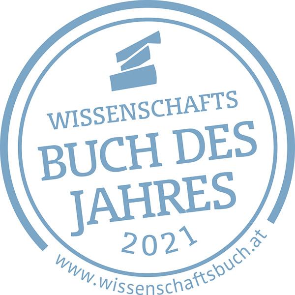 Logo Wissenschaftsbuch des Jahres 2021