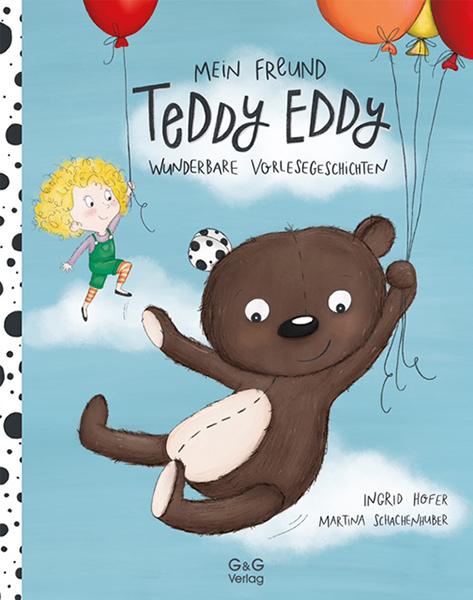 Cover Mein Freund Teddy Eddy