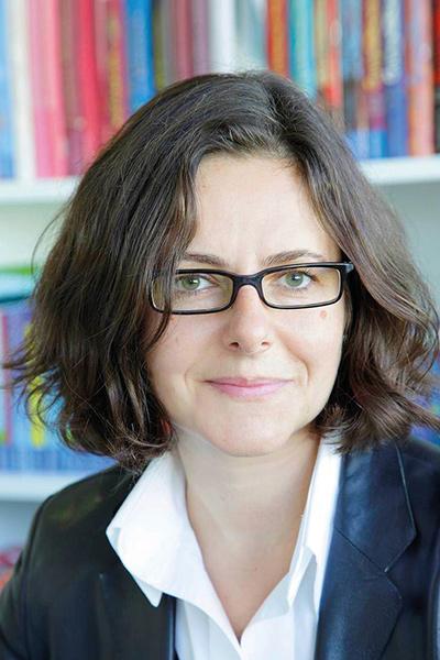 Ulrike Metzger | © Anja Koehler