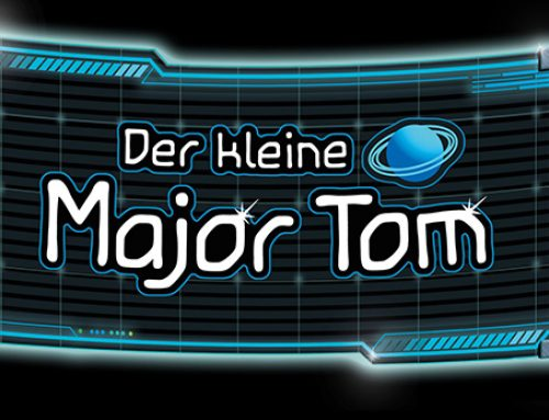 "Lizenzvereinbarung ""Der kleine Major Tom"""