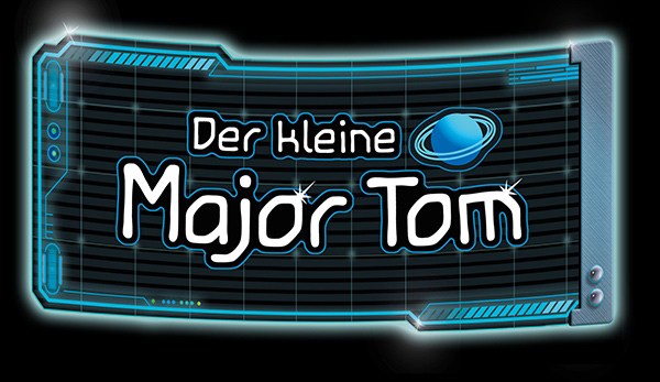"Logo ""Der kleine Major Tom"""