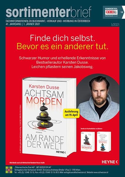 Cover sortimenterbrief Jänner 2021