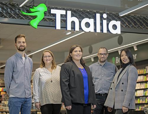 Neueröffnung der Thalia Buchhandlung an der Uni Linz
