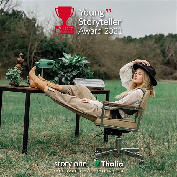 Sujet: Young Storyteller Award | © Thalia