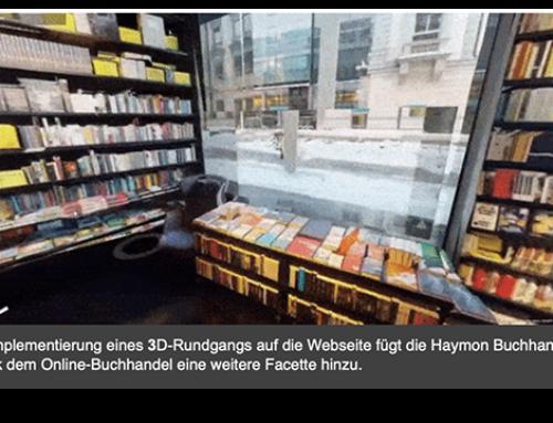 24 Stunden geöffnet – Buchhandlung Haymon fügt dem Online-Buchhandel neue Facette hinzu